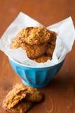 Печенья тыквы Стоковые Фотографии RF