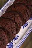 Печенья фундука с смешанным вареньем ягоды Стоковые Изображения RF