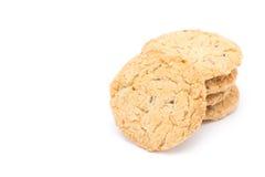 Печенья хлопьев или печенья зерен Стоковое Изображение RF
