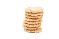Печенья хлопьев Стоковые Фото