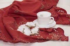 Печенья циннамона рождества Стоковое Изображение