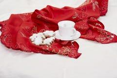 Печенья циннамона рождества Стоковые Фото