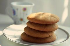 Печенья циннамона Стоковое Фото