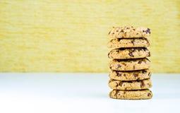 печенья шоколада Стоковое Изображение