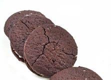 Печенья шоколада Стоковое фото RF