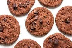 Печенья шоколада Брайна Стоковое Изображение RF