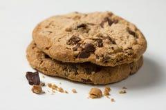 Печенья шоколада Брайна Стоковое Изображение