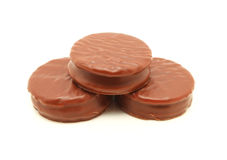 печенья 3 шоколада Стоковые Изображения RF