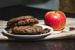 Печенья шоколада Стоковые Изображения RF
