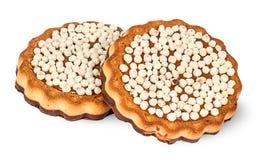 печенья 2 шоколада Стоковые Изображения RF