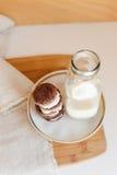 Печенья шоколада Oreo Стоковая Фотография RF
