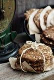 Печенья Anzac Стоковое Фото