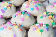 Печенья Confetti Стоковая Фотография