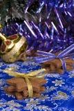 Печенья gingerbread рождества Стоковое Фото