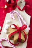 Печенья Gingerbread Стоковые Фото