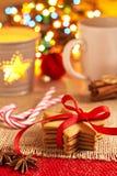 Печенья Gingerbread Стоковая Фотография RF