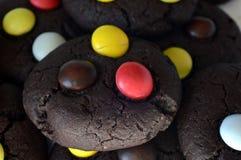 Печенья M&m Стоковое фото RF