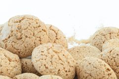 Печенья Macaroons Стоковое фото RF