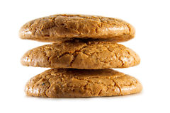 Печенья Macaroons Стоковое Фото