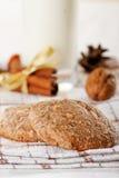 Печенья Oatmeal Стоковое Изображение RF