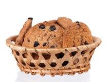 Печенья Oatmeal Стоковые Фотографии RF