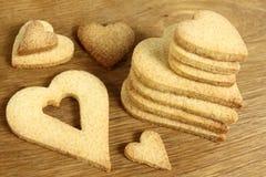 Печенья Shortbread Стоковое фото RF