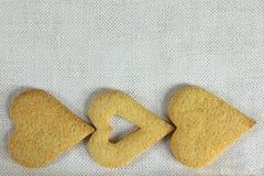 Печенья Shortbread Стоковая Фотография RF