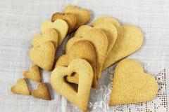 Печенья Shortbread Стоковая Фотография