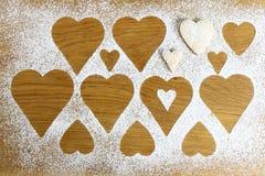 Печенья Shortbread Стоковое Изображение