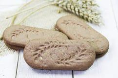 Печенья Wholegrains Стоковое Изображение RF