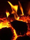 печка зарева Стоковые Фотографии RF