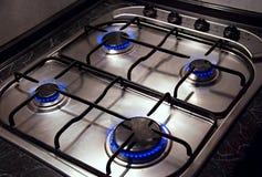 печка кухни Стоковые Фотографии RF