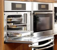 печка кухни Стоковая Фотография RF