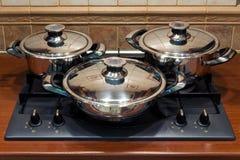 печка лотка установленная стоковые фотографии rf