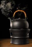 печка чайника Стоковое Изображение