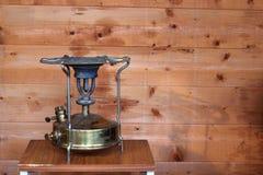 Печка давления масла. Стоковое Изображение