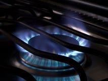 печка 2 пламен Стоковые Фотографии RF