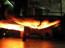 печка Стоковая Фотография