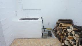 печка Стоковое Фото
