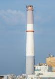 Печная труба в Тель-Авив Стоковое Изображение
