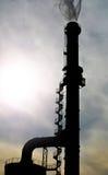 Печная труба индустрии Стоковые Фото