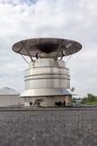 Печная труба на крыше Стоковые Фотографии RF
