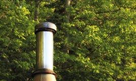 Печная труба печи Стоковое Фото