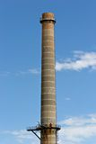 печная труба промышленная Стоковая Фотография RF