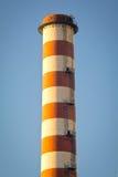 печная труба промышленная Стоковые Фотографии RF