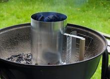 печная труба угля Стоковое Изображение RF