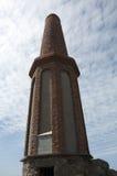 печная труба cornwall плащи-накидк стоковое изображение rf