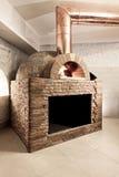Печь ая древесиной Стоковое Фото
