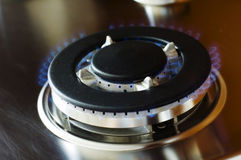 печь газа Стоковое фото RF