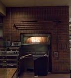 Печь пиццы в Санта-Фе город капитолия Неш-Мексико стоковые фото
